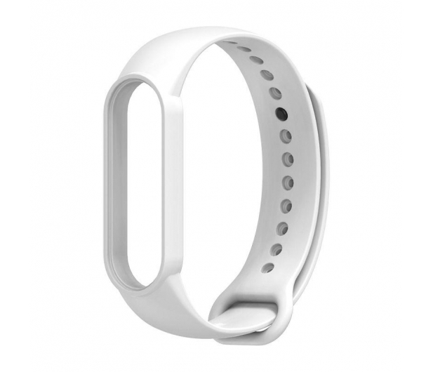 Tech-Protect Opaska Iconband do Xiaomi Mi Band 5/6 white - 605556 - zdjęcie 2