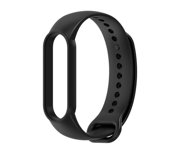 Tech-Protect Opaska Iconband do Xiaomi Mi Band 5 black - 605555 - zdjęcie 2