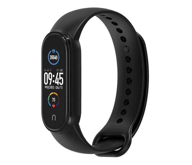 Tech-Protect Opaska Iconband do Xiaomi Mi Band 5 black - 605555 - zdjęcie