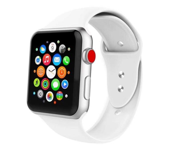 Tech-Protect Opaska Iconband do Apple Watch white - 605572 - zdjęcie