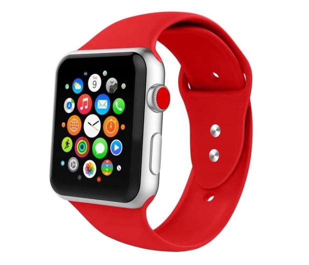 Tech-Protect Opaska Iconband do Apple Watch red - 605564 - zdjęcie