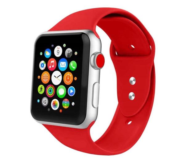 Tech-Protect Opaska Iconband do Apple Watch red - 605585 - zdjęcie