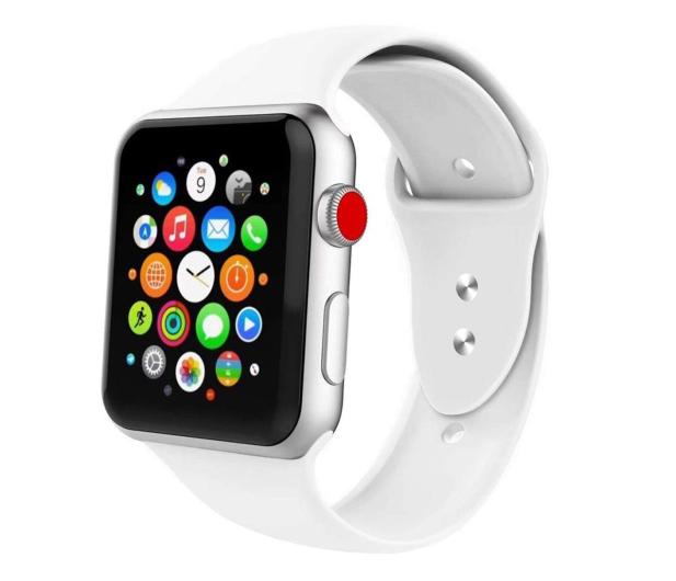 Tech-Protect Opaska Iconband do Apple Watch white - 605584 - zdjęcie