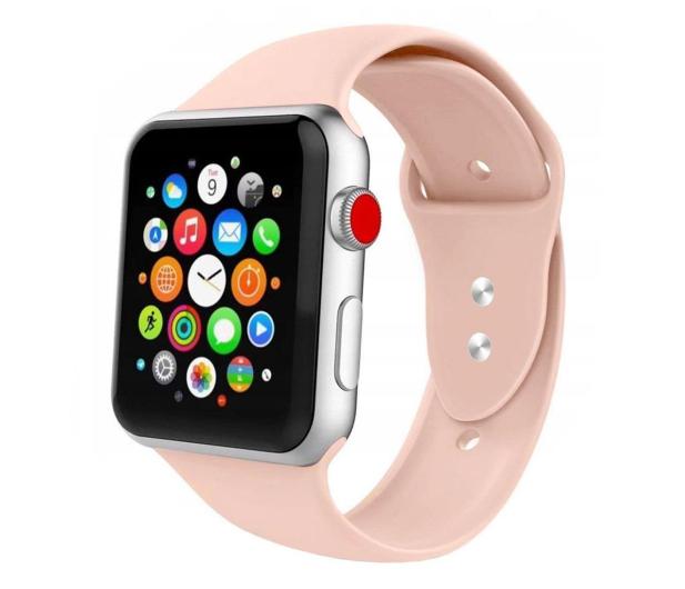 Tech-Protect Opaska Iconband do Apple Watch pink sand - 605580 - zdjęcie