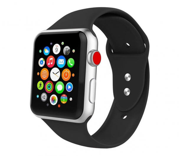Tech-Protect Opaska Iconband do Apple Watch black - 605578 - zdjęcie