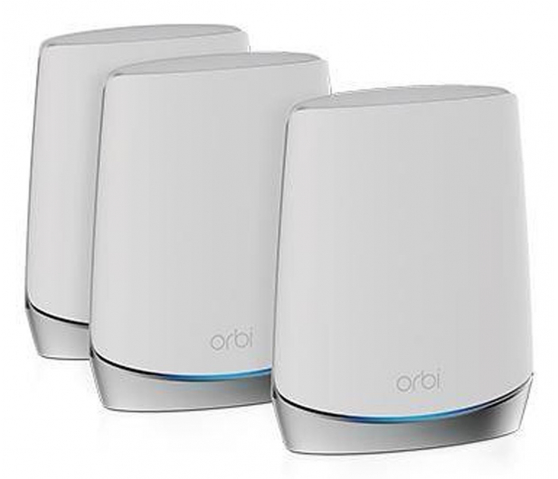 Netgear Orbi WiFi 6 RBK753 (4200Mb/s a/b/g/n/ac/ax) 3xAP - 602374 - zdjęcie