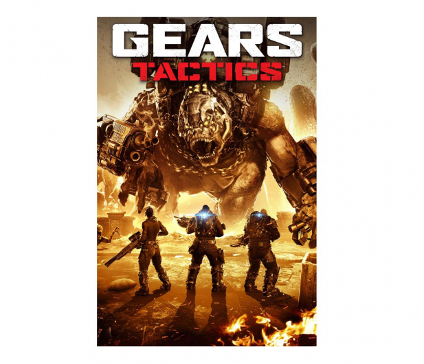 Xbox Gears Tactics  - 606811 - zdjęcie