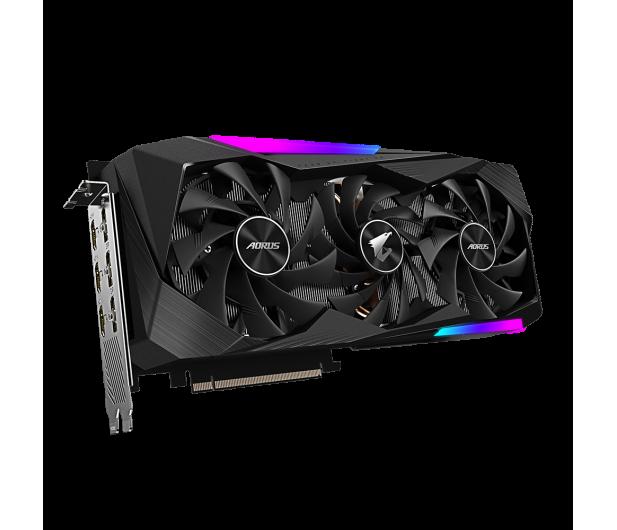 Gigabyte GeForce RTX 3070 AORUS MASTER 8GB GDDR6 - 606122 - zdjęcie 3