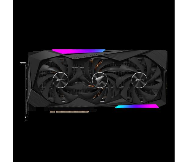 Gigabyte GeForce RTX 3070 AORUS MASTER 8GB GDDR6 - 606122 - zdjęcie 5