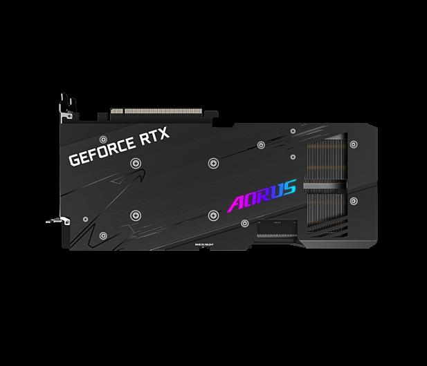 Gigabyte GeForce RTX 3070 AORUS MASTER 8GB GDDR6 - 606122 - zdjęcie 6