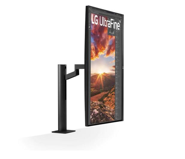 LG UltraFine 32UN880-B Ergo 4K HDR - 607245 - zdjęcie 3