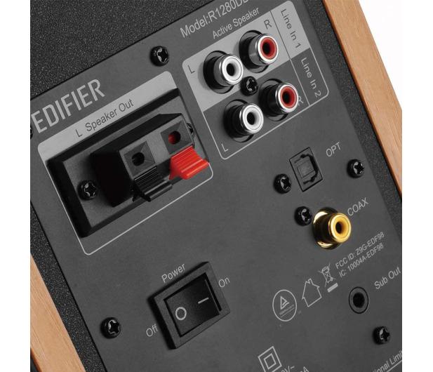 Edifier R1280DBs (Drewnopodobne) - 603576 - zdjęcie 5