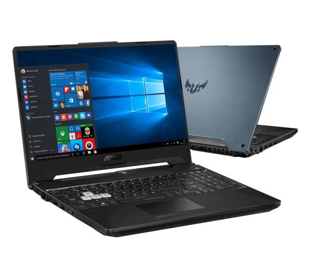 ASUS TUF Gaming FX506LI i5-10300/8GB/512/W10 144Hz - 604543 - zdjęcie