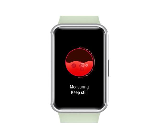 Huawei Watch Fit zielony - 589774 - zdjęcie 6