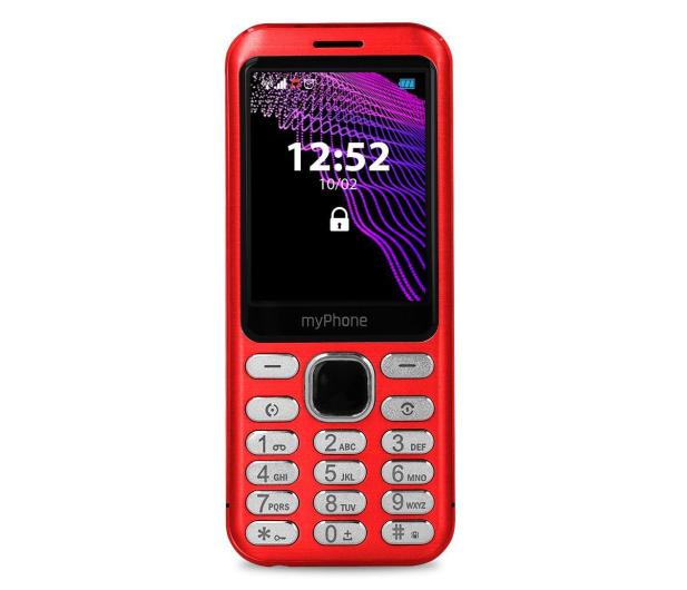 myPhone Maestro czerwony - 594928 - zdjęcie 3