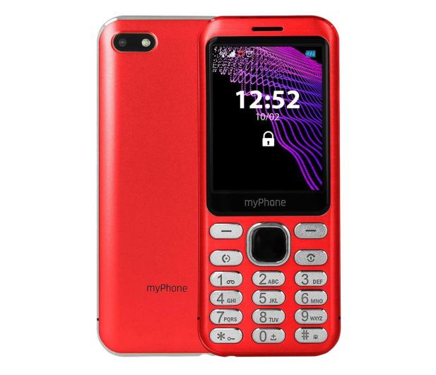 myPhone Maestro czerwony - 594928 - zdjęcie