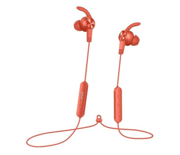 Huawei AM61 Sport Bluetooth Pomarańczowy - 604142 - zdjęcie