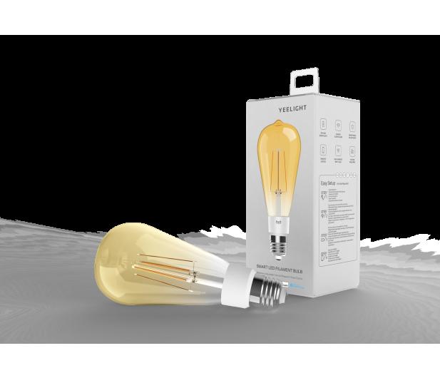 Yeelight Filament Bulb ST64 (E27/500lm) - 578725 - zdjęcie 4