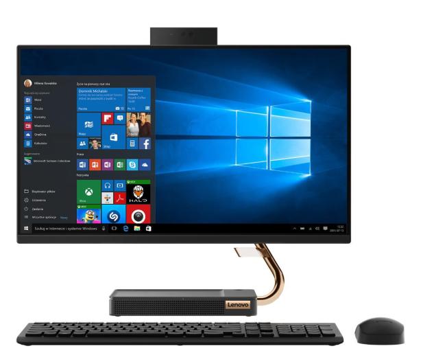 Lenovo IdeaCentre A540-24 Ryzen 7/8GB/512/Win10 - 632617 - zdjęcie