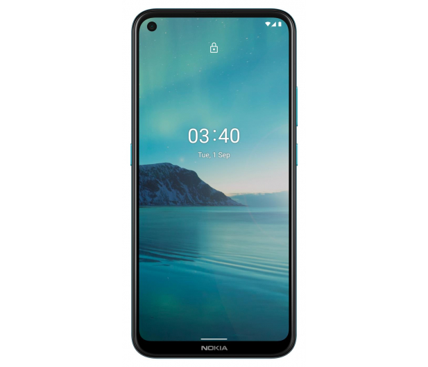 Nokia 3.4 Dual SIM 3/64GB niebieski - 596114 - zdjęcie 3