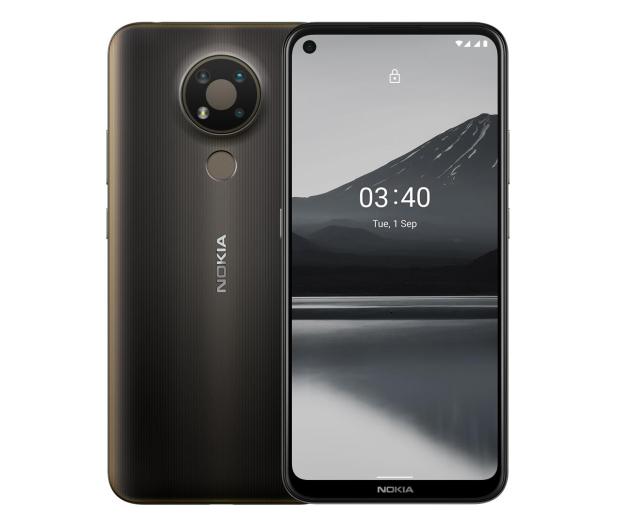 Nokia 3.4 Dual SIM 3/64GB szary - 596112 - zdjęcie