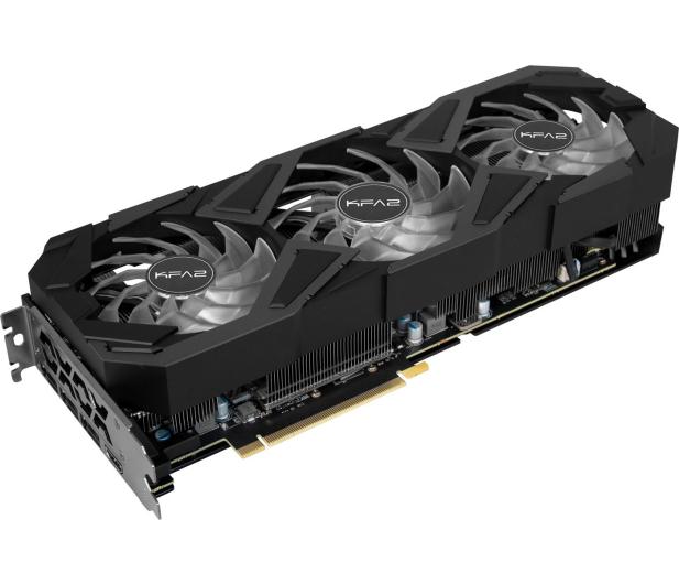 KFA2 GeForce RTX 3070 EX Gamer 1-Click OC 8GB GDDR6 - 607189 - zdjęcie 2