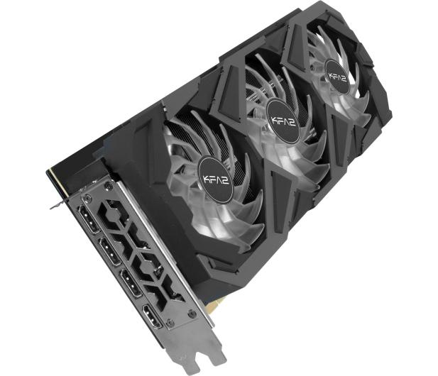 KFA2 GeForce RTX 3070 EX Gamer 1-Click OC 8GB GDDR6 - 607189 - zdjęcie 5