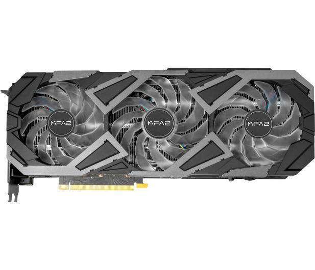 KFA2 GeForce RTX 3070 EX Gamer 1-Click OC 8GB GDDR6 - 607189 - zdjęcie 6