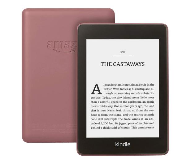 Amazon Kindle Paperwhite 4 8GB IPX8 śliwkowy - 614069 - zdjęcie