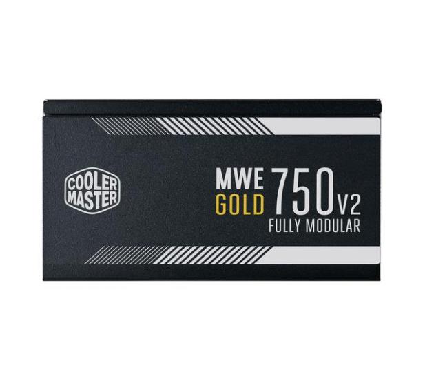 Cooler Master MWE GOLD-V2 750W 80 Plus Gold - 604215 - zdjęcie 8