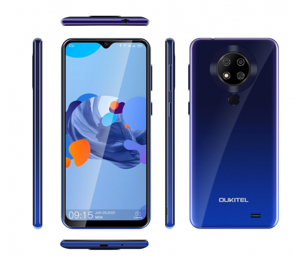 OUKITEL C19 Pro 4/64GB niebieski - 604502 - zdjęcie 2