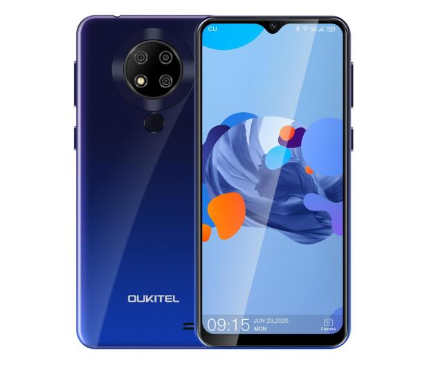OUKITEL C19 Pro 4/64GB niebieski - 604502 - zdjęcie