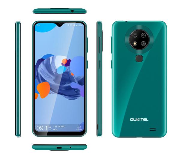 OUKITEL C19 Pro 4/64GB zielony - 604503 - zdjęcie 2