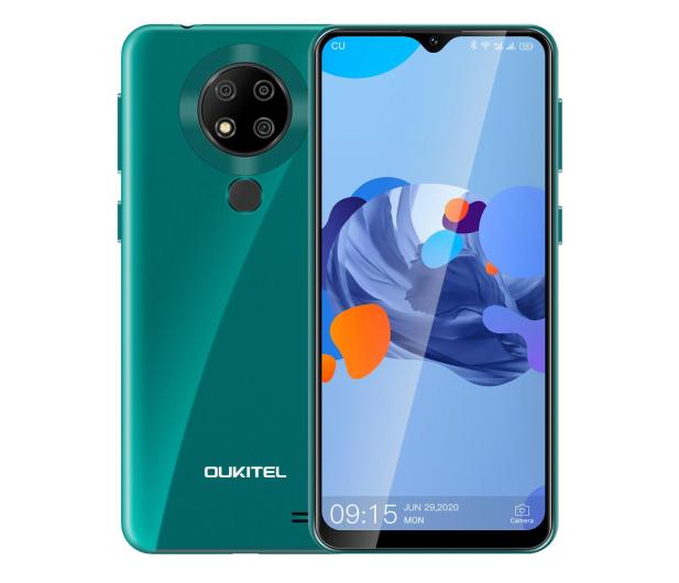 OUKITEL C19 Pro 4/64GB zielony - 604503 - zdjęcie