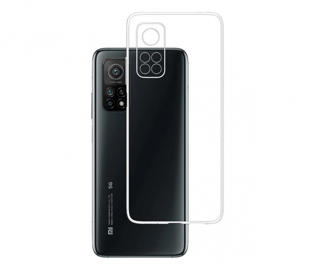 3mk Clear Case do Xiaomi Mi 10T/10T Pro - 604866 - zdjęcie