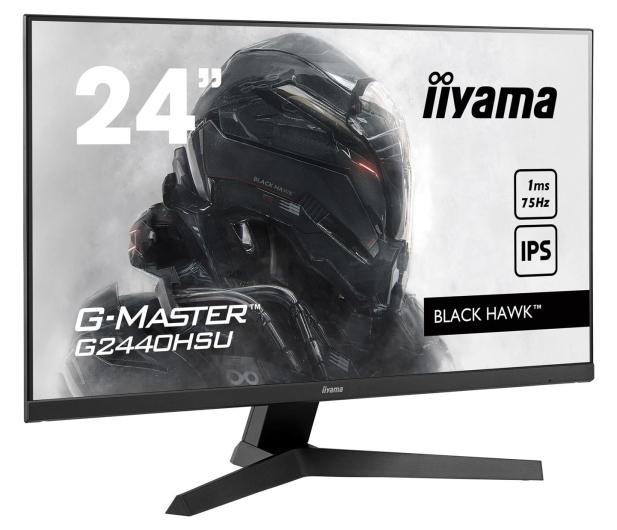 iiyama G-Master G2440HSU Black Hawk  - 606203 - zdjęcie 4