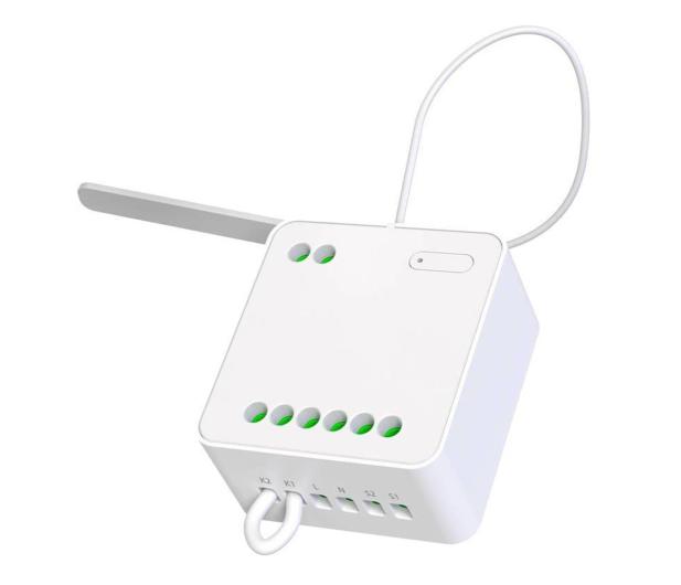 Yeelight Moduł przekaźnikowy Smart Dual Control - 605381 - zdjęcie
