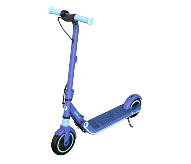 Ninebot by Segway KickScooter E8 niebieska - 605933 - zdjęcie