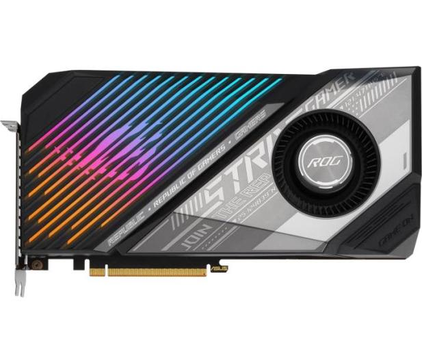 ASUS Radeon RX 6800 XT ROG Strix LC OC 16GB GDDR6 - 609133 - zdjęcie 3