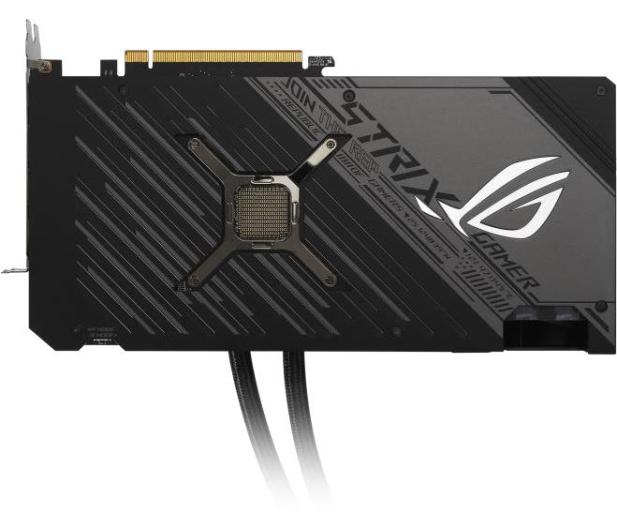 ASUS Radeon RX 6800 XT ROG Strix LC OC 16GB GDDR6 - 609133 - zdjęcie 4