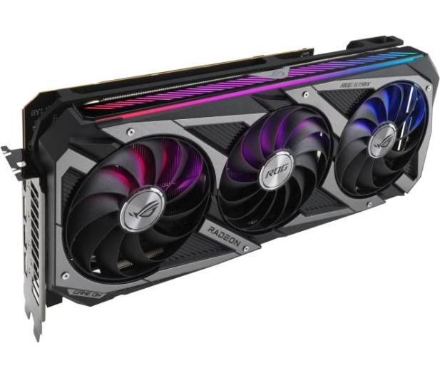 ASUS Radeon RX 6800 ROG Strix OC 16GB GDDR6 - 609136 - zdjęcie 2