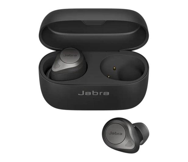 Jabra Elite 85t tytanowo-czarne - 604881 - zdjęcie