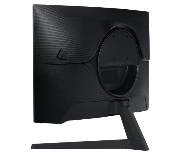 Samsung Odyssey C27G55TQWRX Curved HDR - 635234 - zdjęcie 8