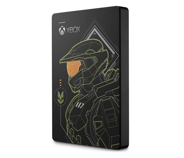Seagate Halo: Master Chief LE 2TB USB 3.0 - 607176 - zdjęcie