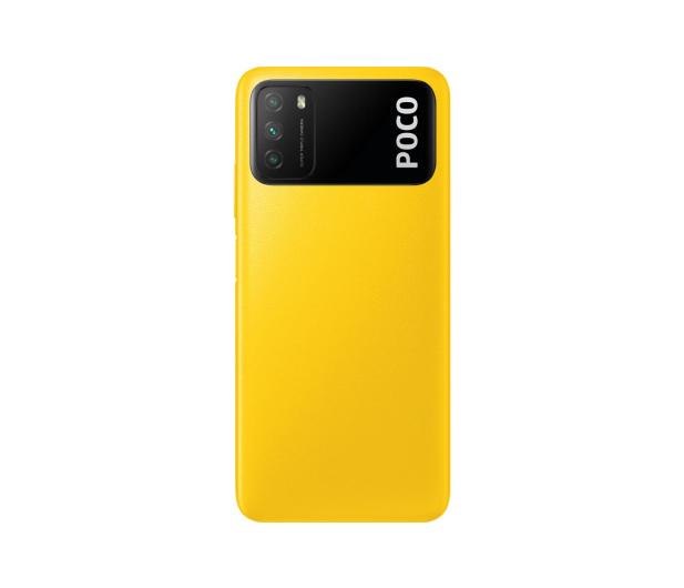Xiaomi POCO M3 4/128GB Yellow - 608688 - zdjęcie 4