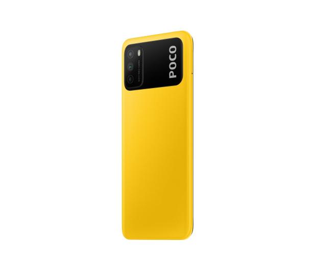 Xiaomi POCO M3 4/128GB Yellow - 608688 - zdjęcie 6