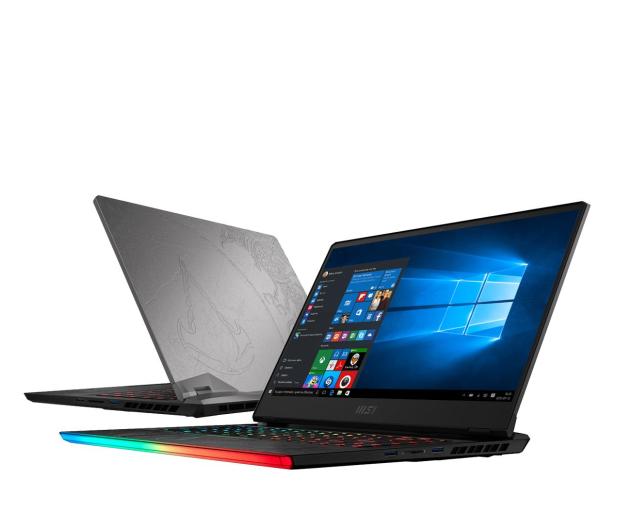 MSI GE66 i7-10870H/16GB/1TB/Win10 RTX2060 240Hz - 606351 - zdjęcie