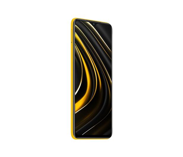 Xiaomi POCO M3 4/64GB Yellow - 608685 - zdjęcie 8