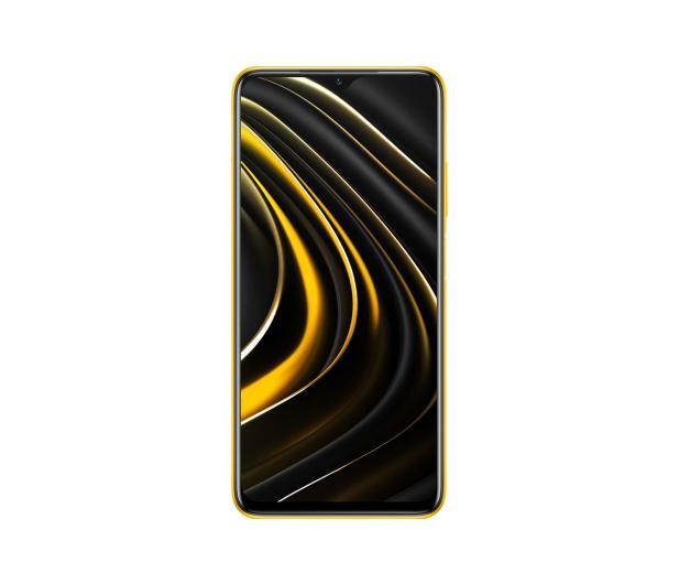 Xiaomi POCO M3 4/64GB Yellow - 608685 - zdjęcie 3