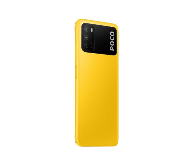 Xiaomi POCO M3 4/64GB Yellow - 608685 - zdjęcie 5